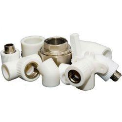 Полипропиленновые фитинги и трубы
