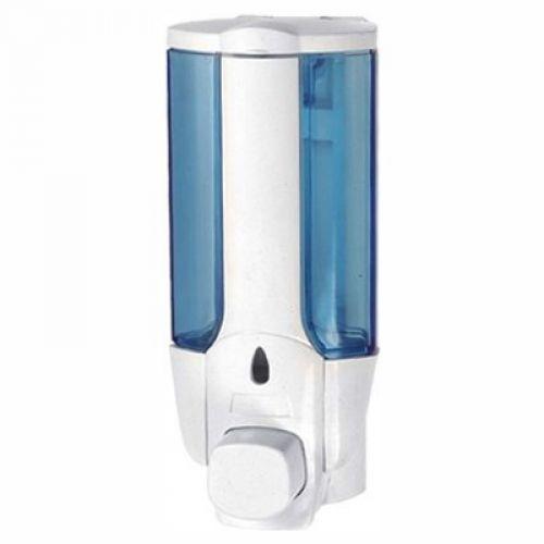 Дозатор для жидкого мыла настенный L406 пластик Ledeme
