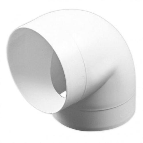 Колено 10ККП круглое 90*д.100